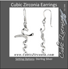 Cubic Zirconia Earrings- I Stand in Awe™