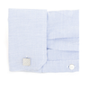 Men's Cufflinks- Contoured Apex Squares