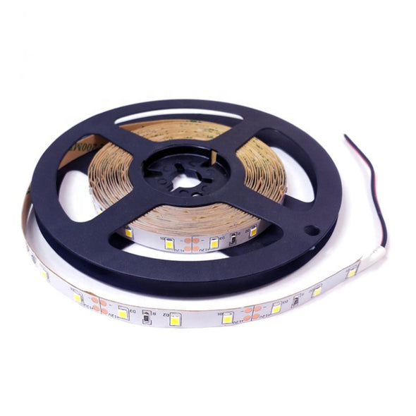High CRI > 90 DC 12V SMD2835 Ultra Bright Flexible LED Strip Lights 60 LEDs Per Meter 1000lm Per Meter by iCreating 2020 New Design