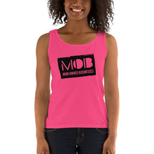 Load image into Gallery viewer, MOB LOGO Lightweight Tank Top