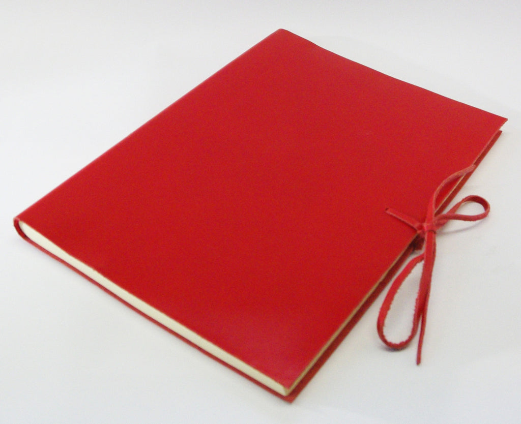 A4 Limp Leather Journal