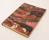 A5 Marbled Limp Leather Journal