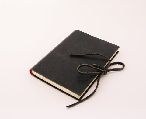 A6 Limp Leather Journal