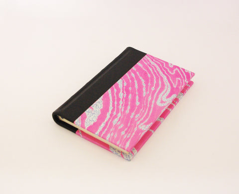 A6 Marbled Journal