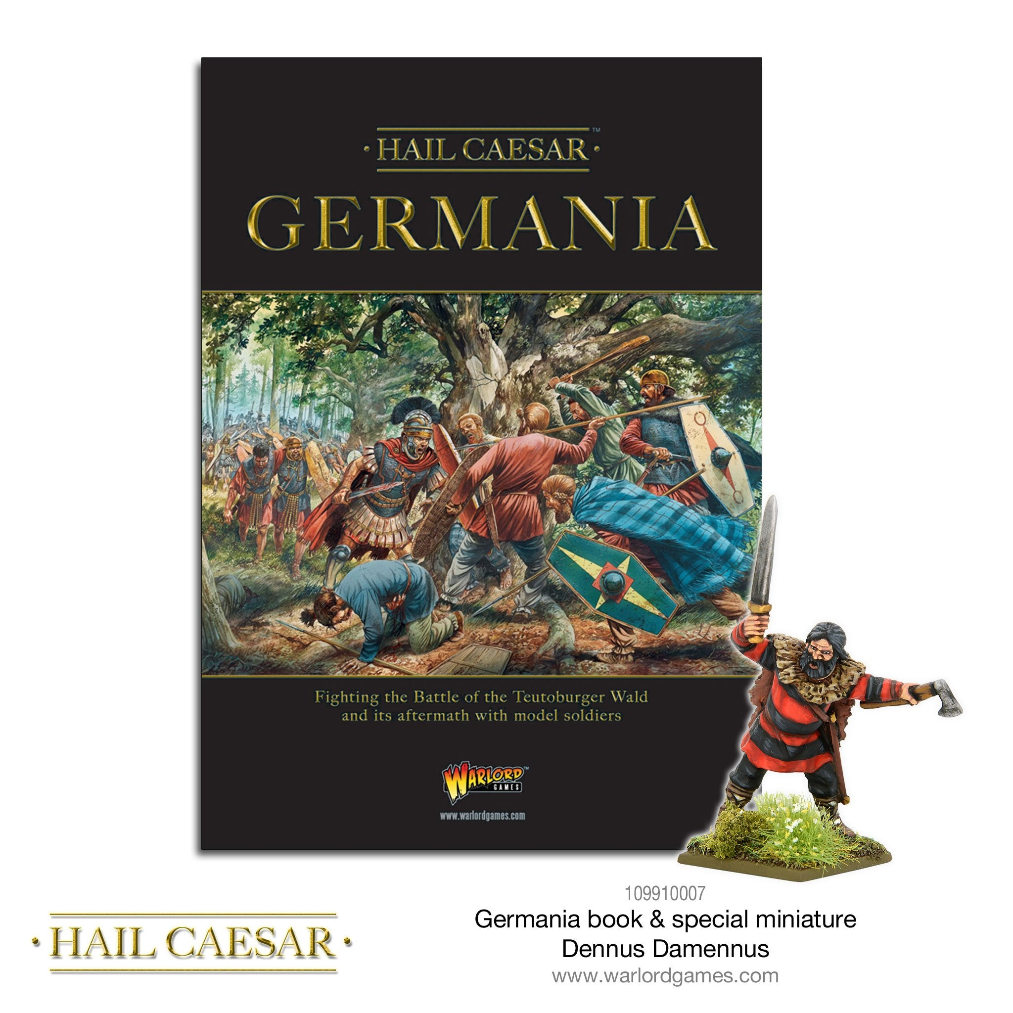 Germania - Hail Caesar Supplement | Mythicos