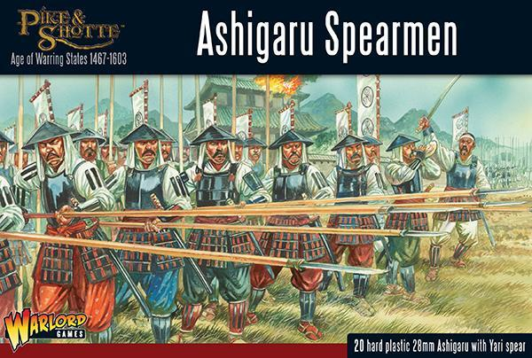 Ashigaru Spearmen | Mythicos