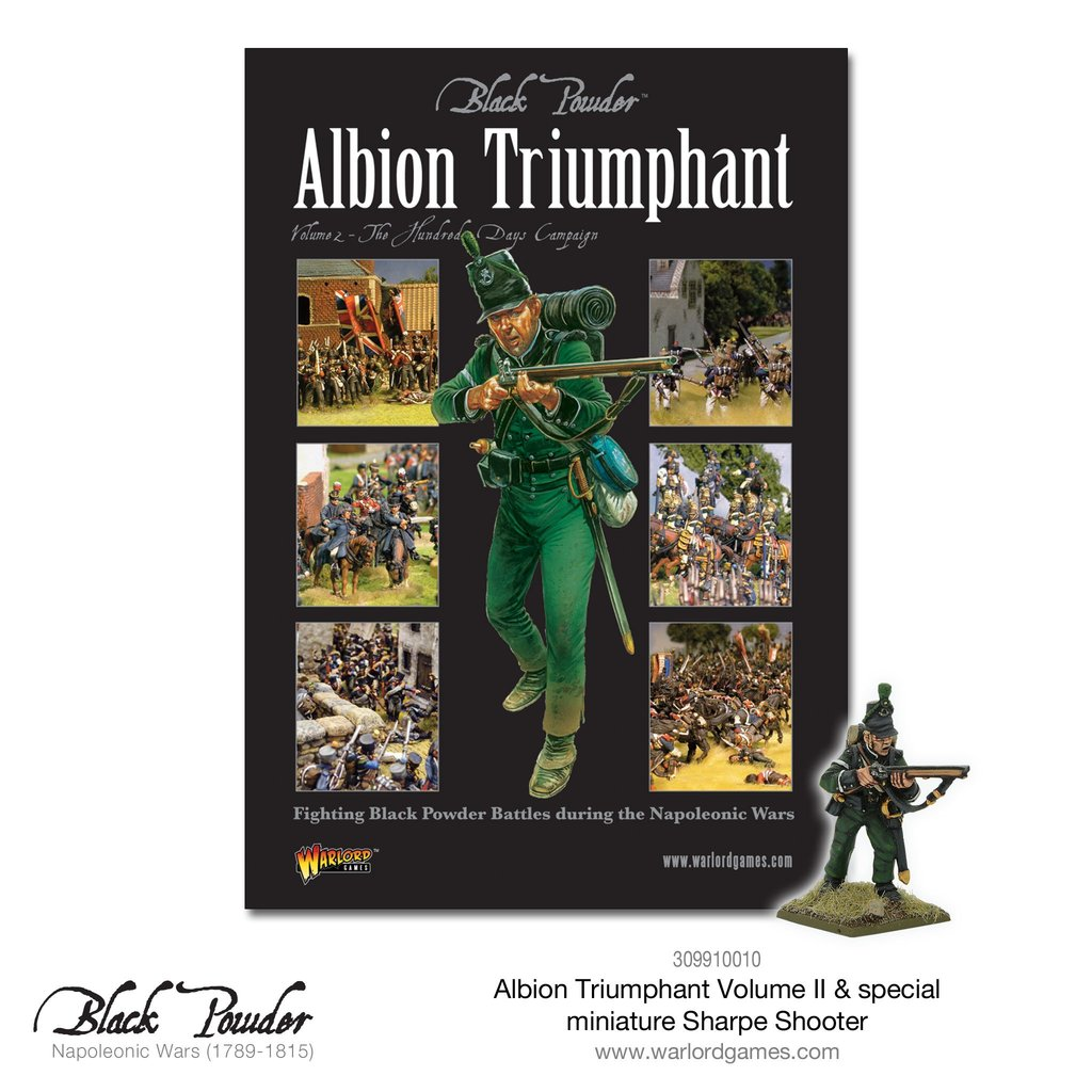 Albion Triumphant - Volume 2: The Hundred Days Campaign | Mythicos
