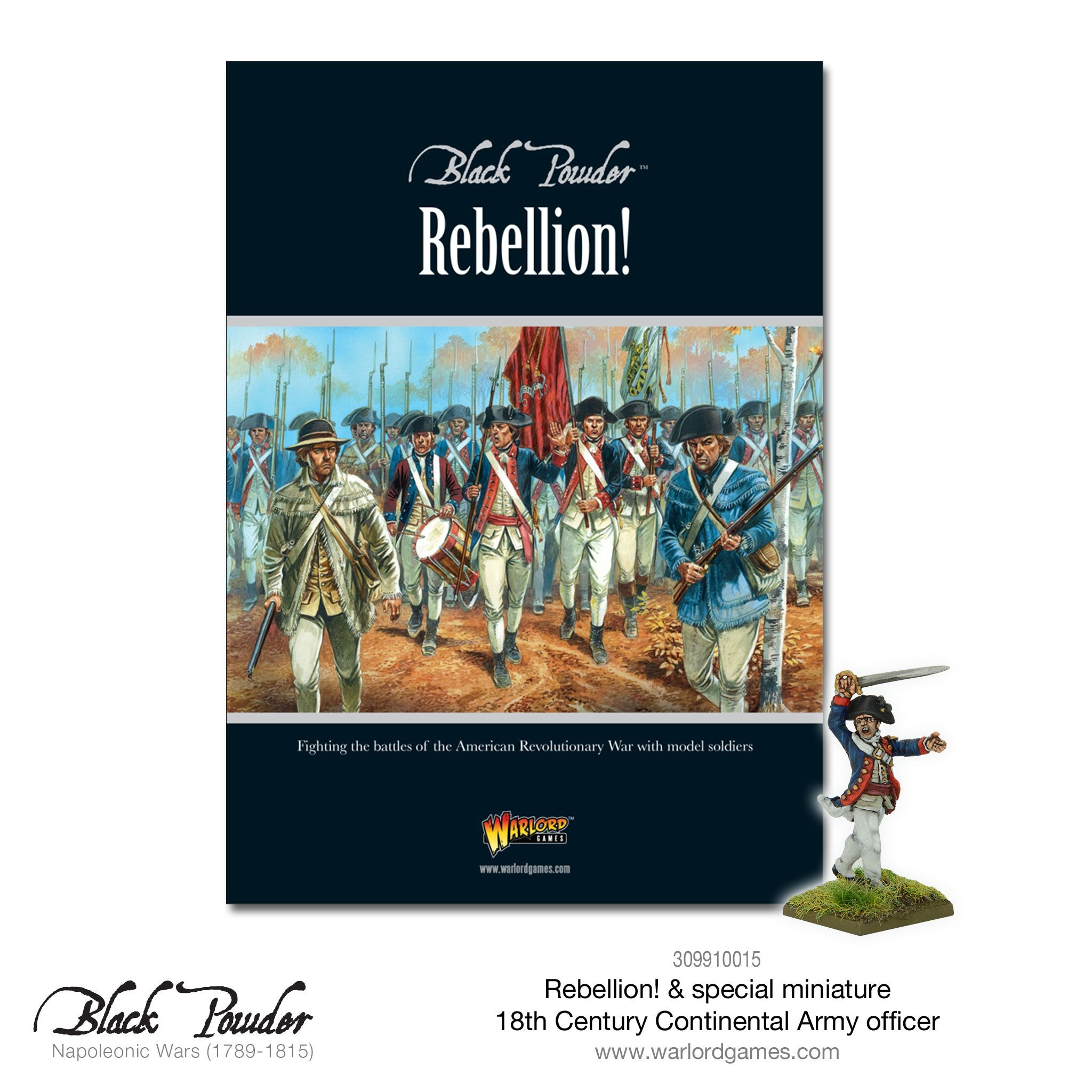 Rebellion! - Black Powder Supplement | Mythicos
