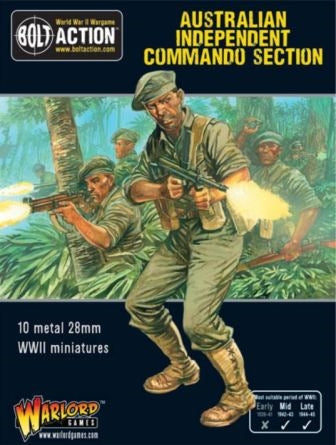 Australian Independent Commando Section | Mythicos