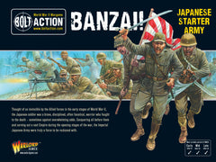 Banzai! Imperial Japanese Starter Army | Mythicos