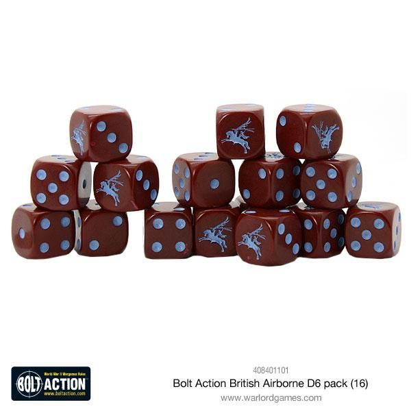 British Airborne D6 Pack | Mythicos