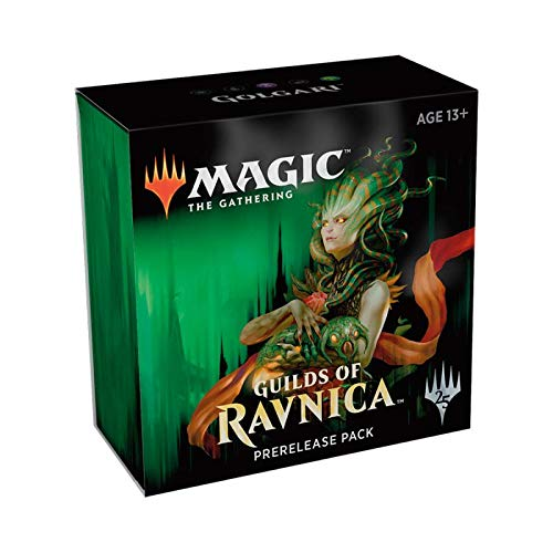 Magic the Gathering Guilds of Ravnica Prerelease Pack | Mythicos