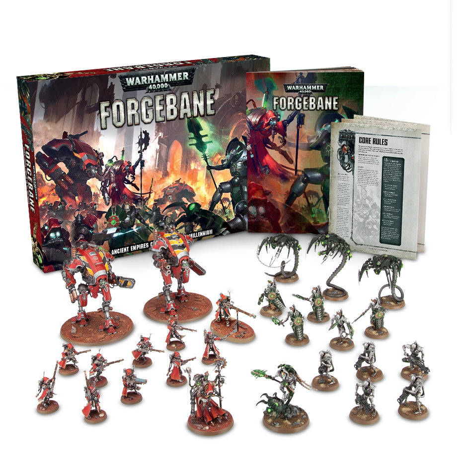 Forgebane Box Set | Mythicos
