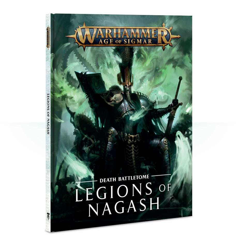 Battletome: Legions of Nagash | Mythicos