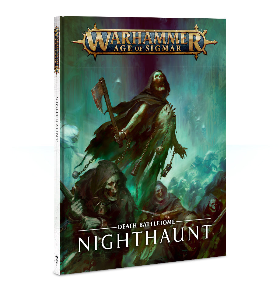 Battletome: Nighthaunt | Mythicos