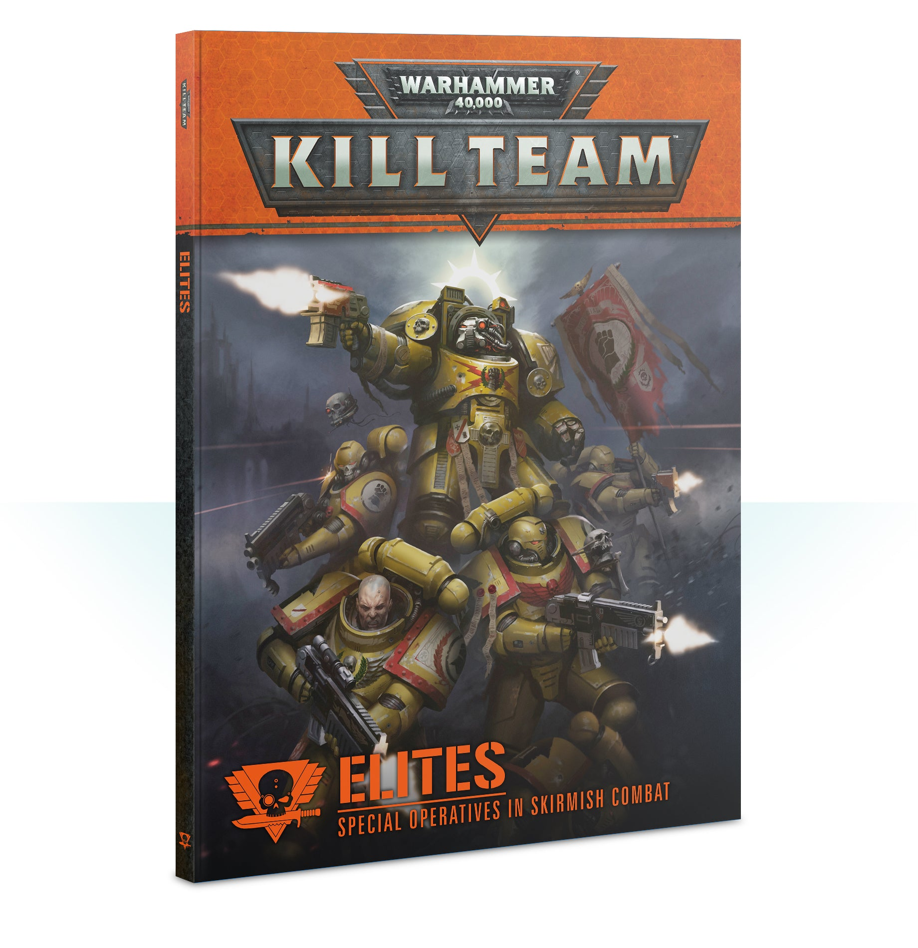 Kill Team: Elites Rulebook | Mythicos