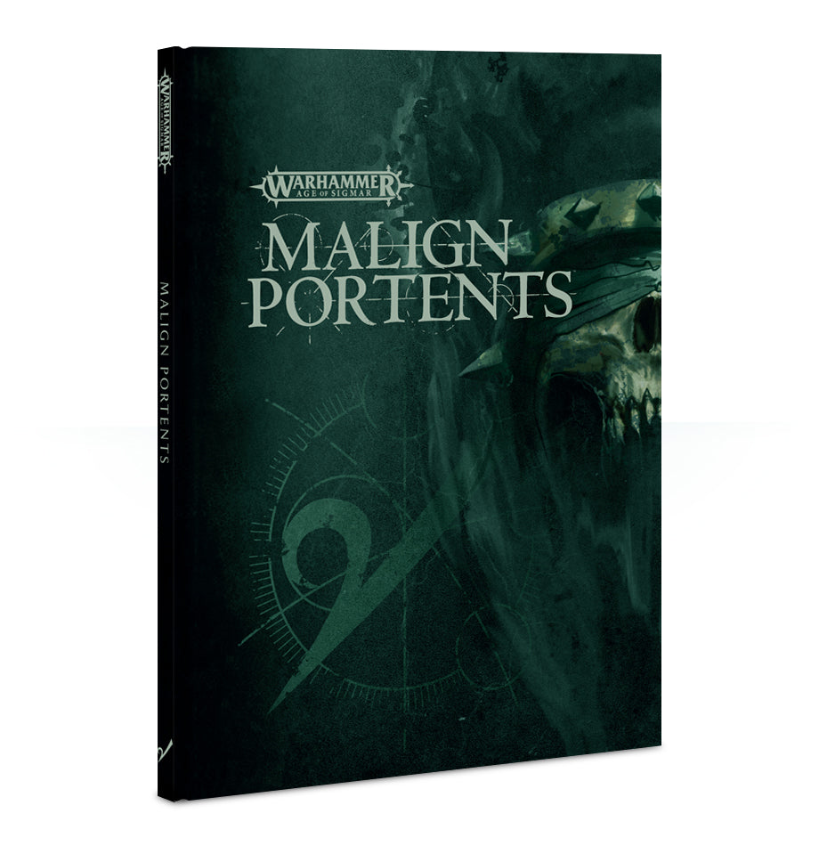 Malign Portents Campaign Books (Out of Print) | Mythicos