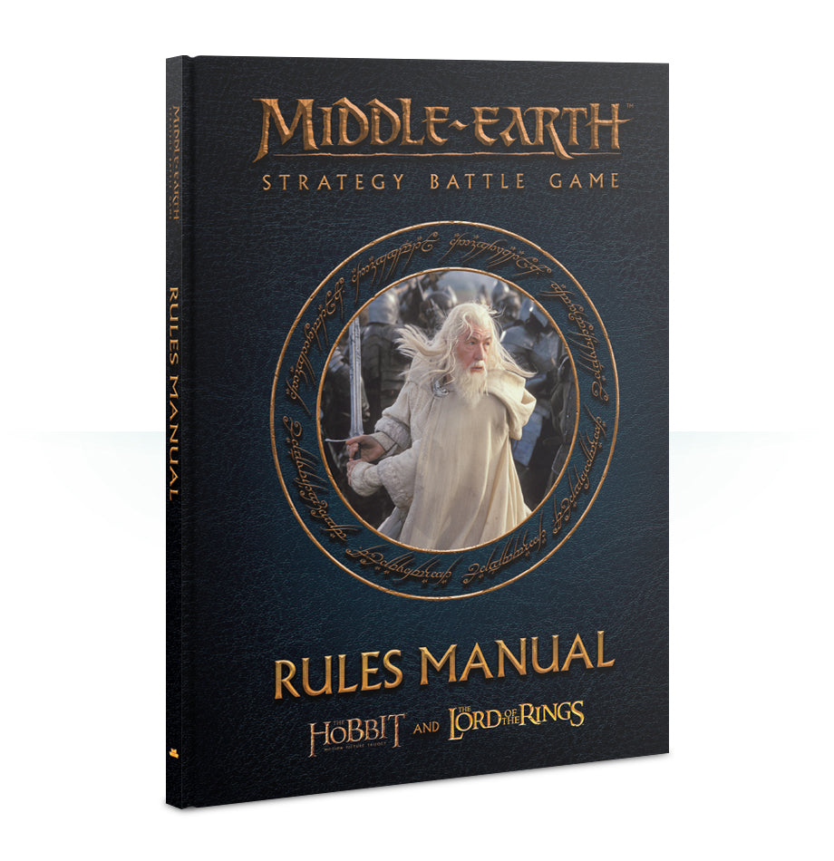Middle Earth Strategy Battle Game Rules Manual | Mythicos