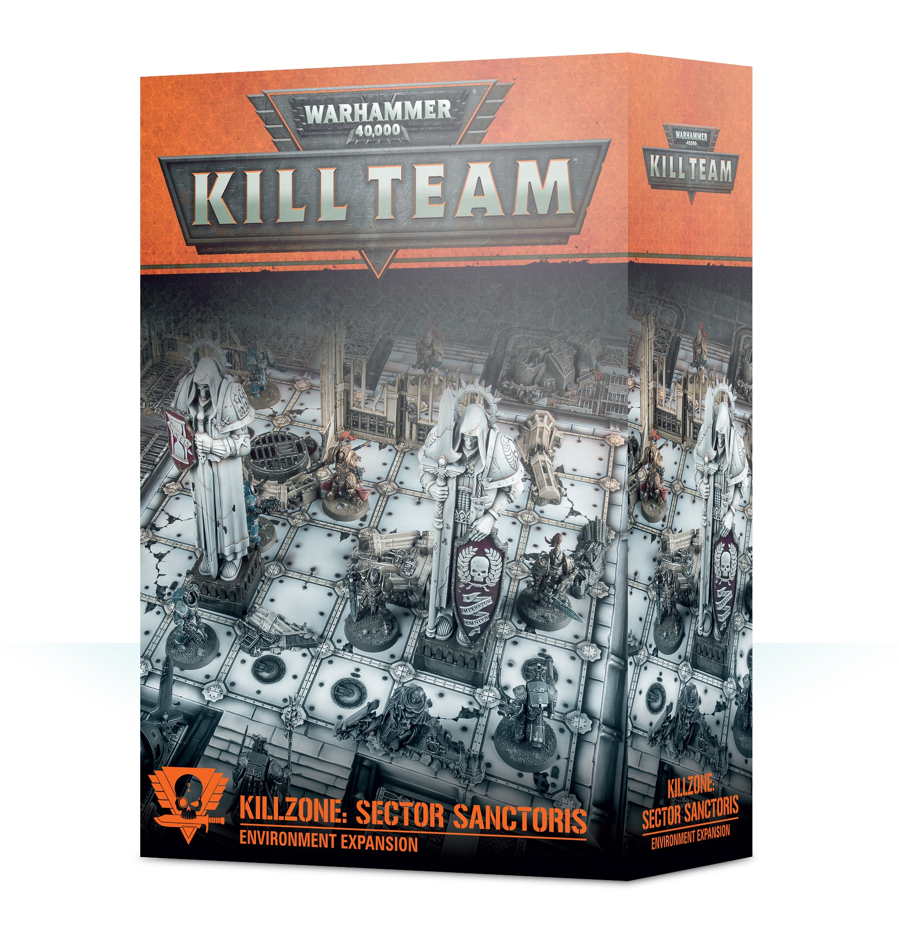 Killzone: Sector Sanctoris (Out of Print) | Mythicos