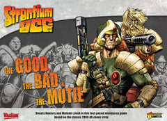 Strontium Dog: The Good the Bad and the Mutie starter game | Mythicos