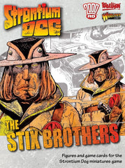 Strontium Dog: The Stix Brothers | Mythicos