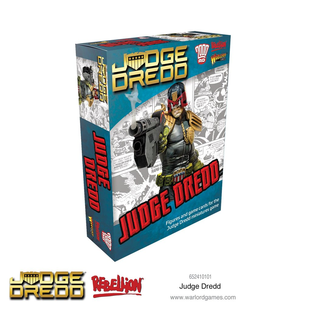 Judge Dredd | Mythicos