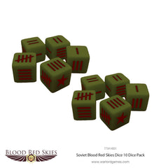 Blood Red Skies Dice | Mythicos