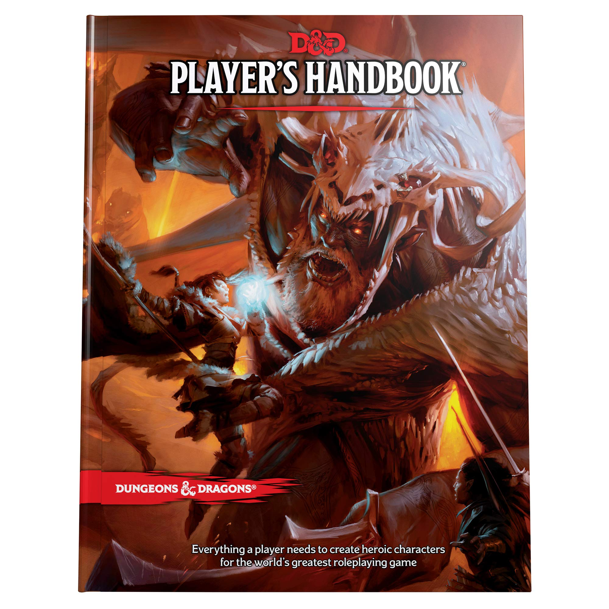 Dungeons & Dragons: Player's Handbook | Mythicos