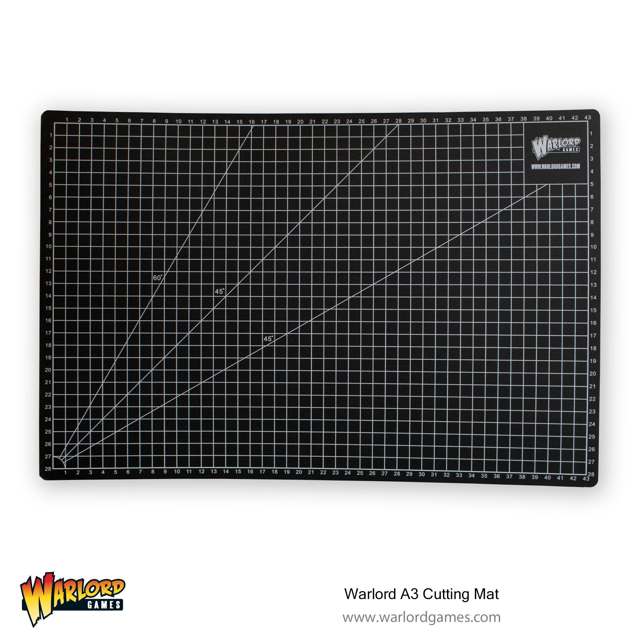 Warlord A3 Cutting Mat | Mythicos