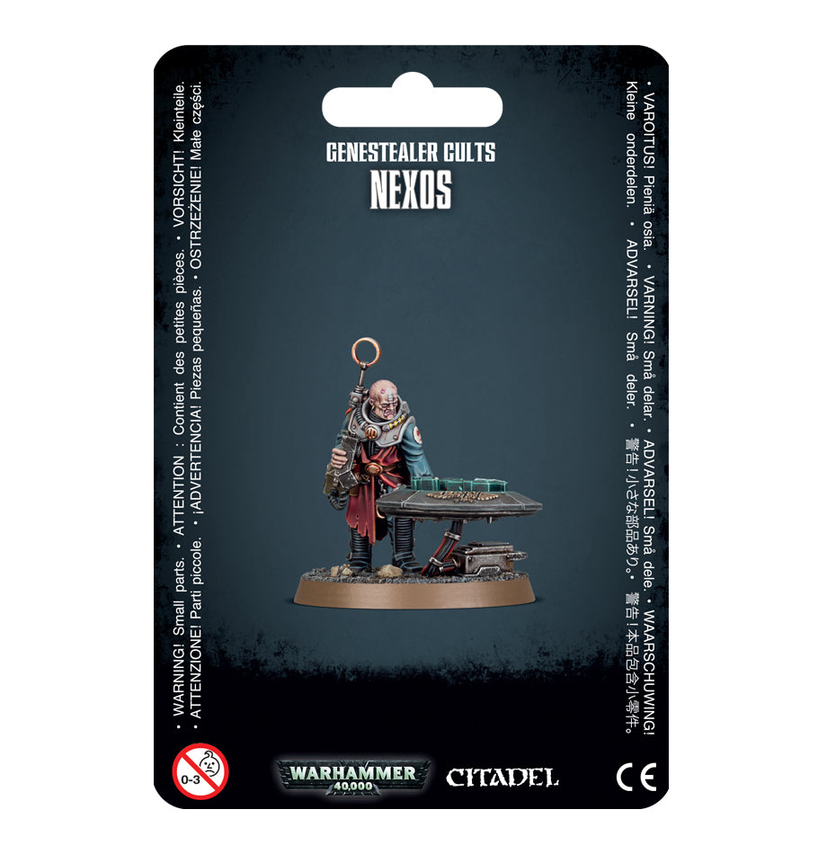 Genestealer Cults Nexos | Mythicos
