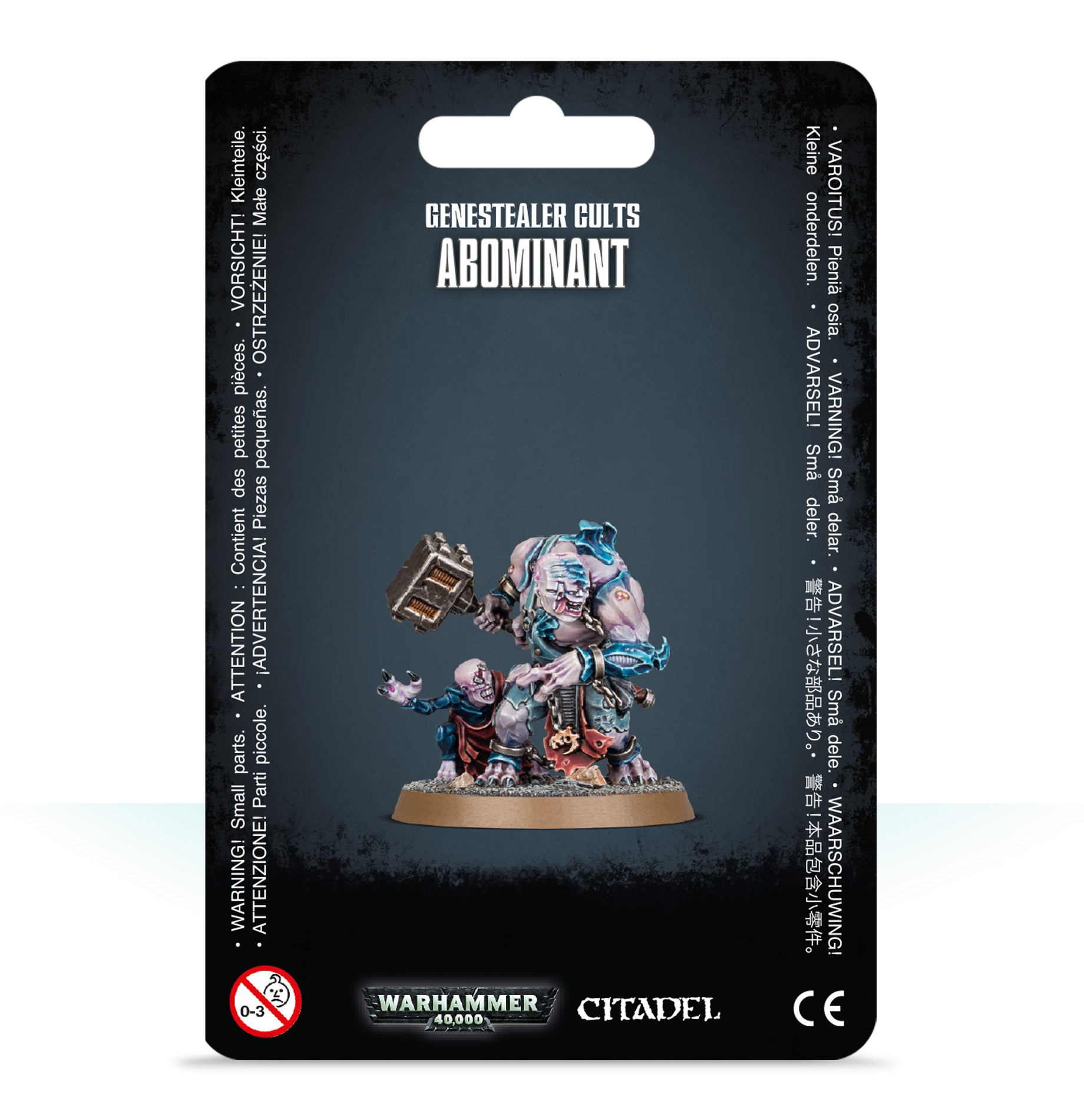 Genestealer Cult Abominant | Mythicos