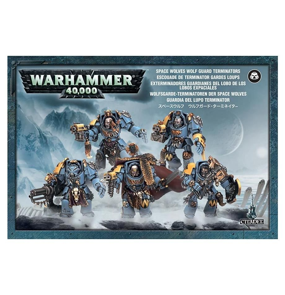 Wolf Guard Terminators | Mythicos