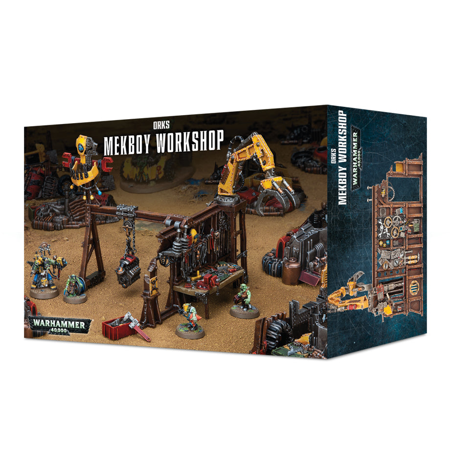 Orks Mekboy Workshop | Mythicos
