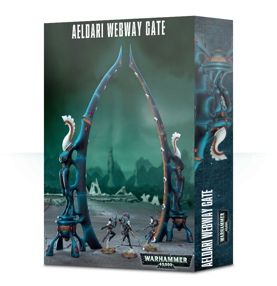 Aeldari Webway Gate | Mythicos