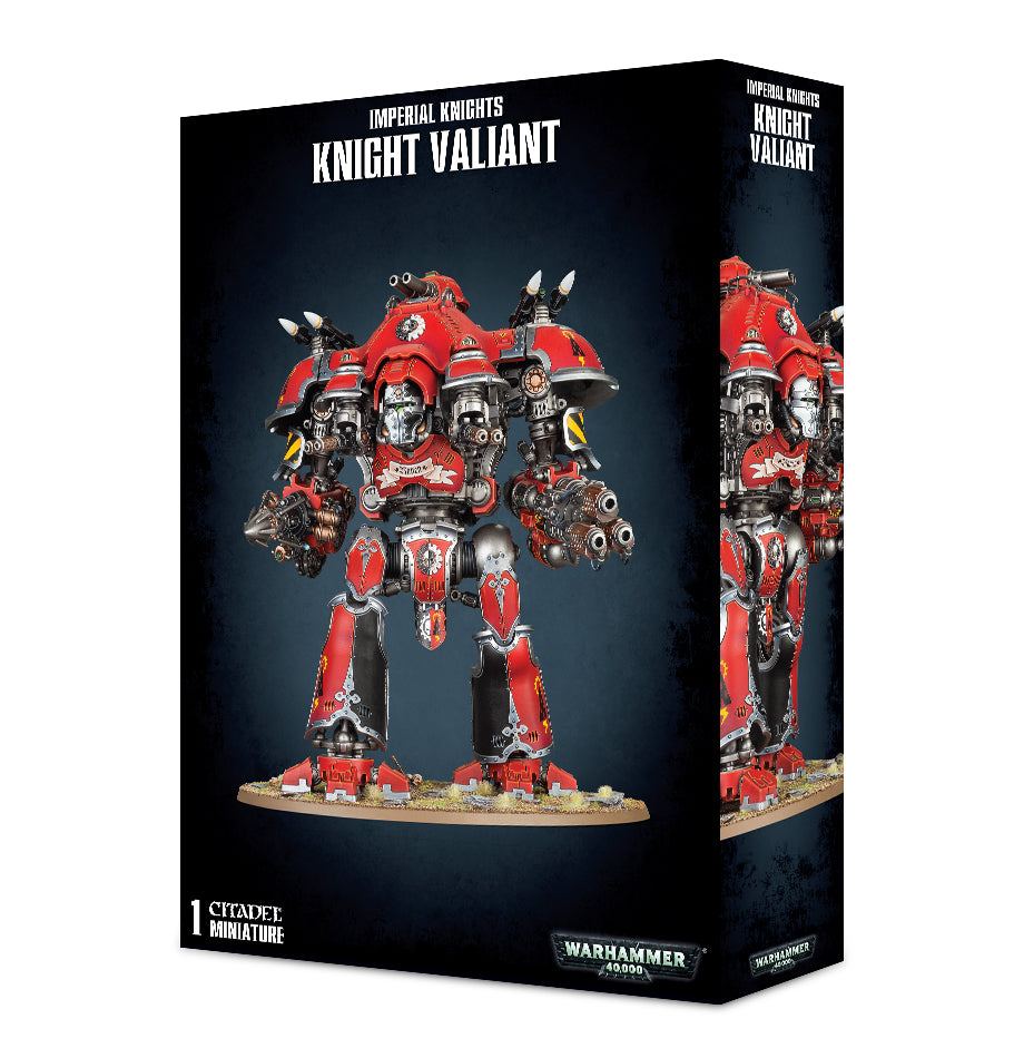 Imperial Knights, Knight Valiant | Mythicos