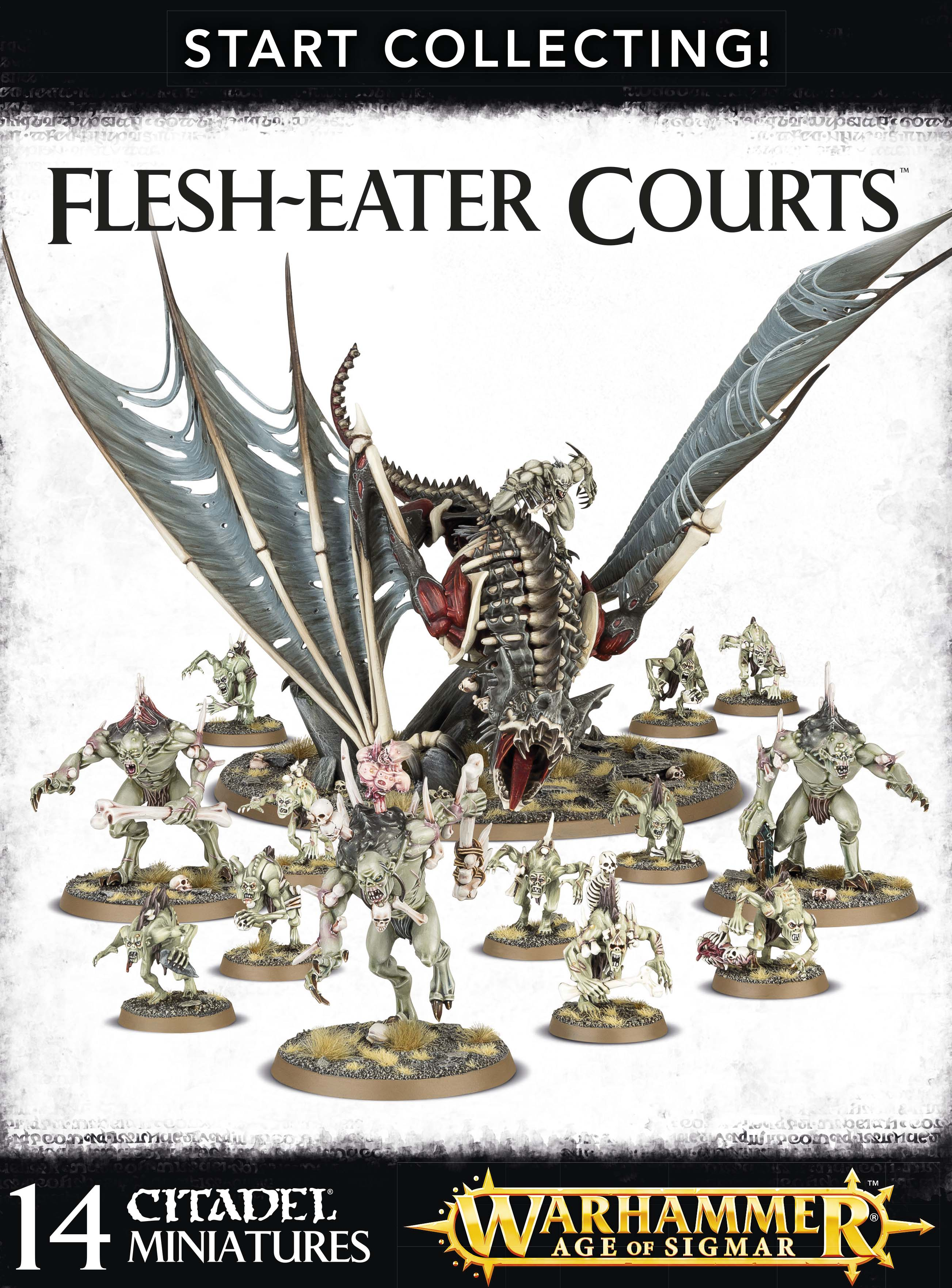 Start Collecting! Flesh-Eater Courts | Mythicos