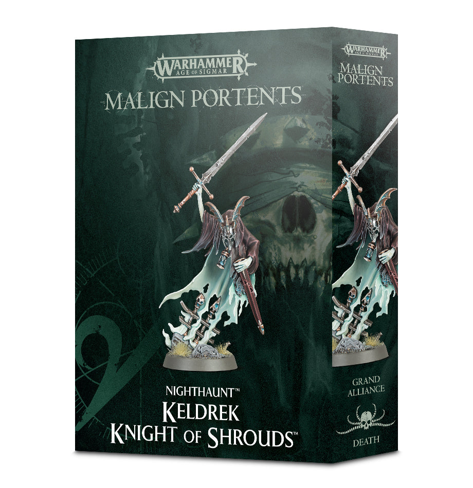 Keldrek Knight of Shrouds | Mythicos