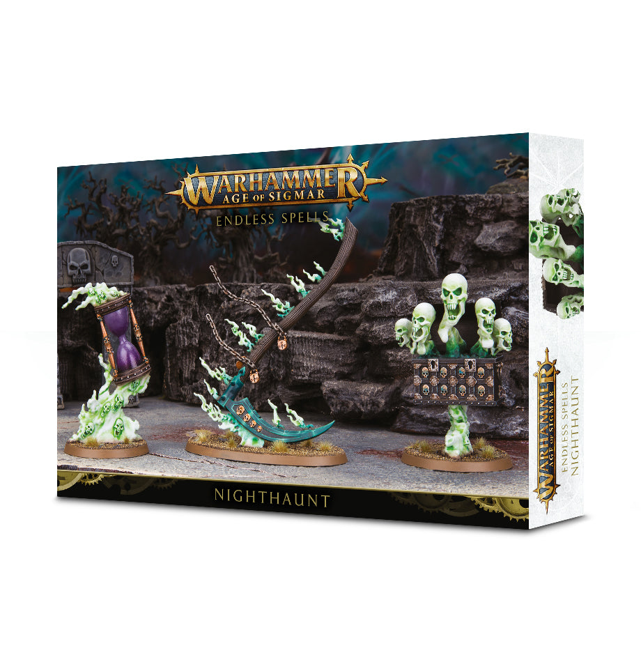 Endless Spells: Nighthaunt | Mythicos