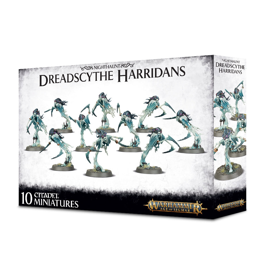 Dreadscythe Harridans | Mythicos