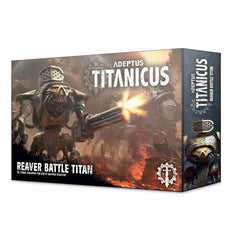 Reaver Battle Titan | Mythicos