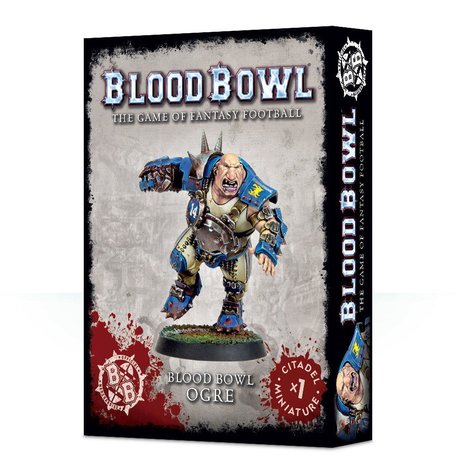 Blood Bowl: Ogre | Mythicos