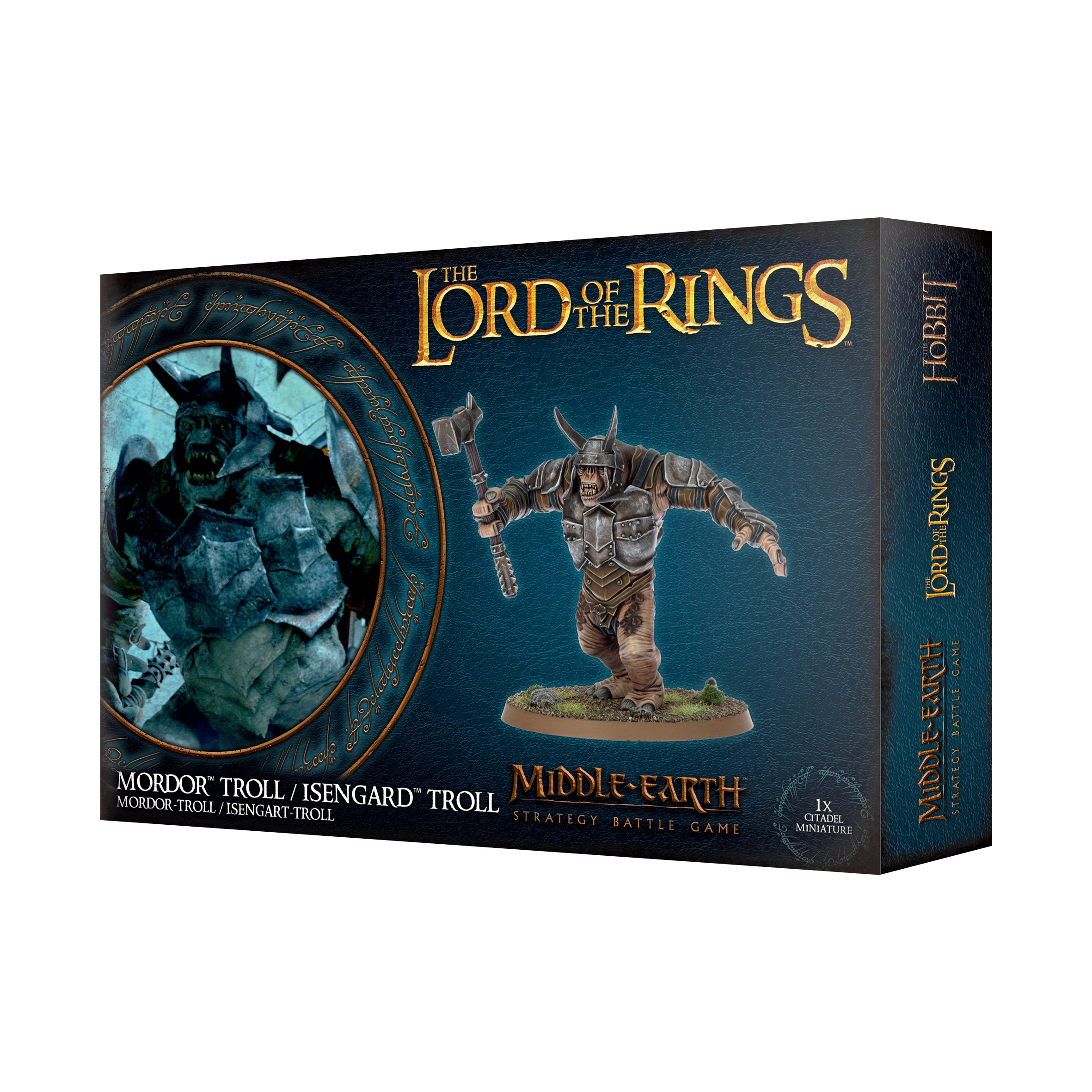 Mordor Troll / Isengard Troll (Middle-Earth Strategy Battle Game) | Mythicos
