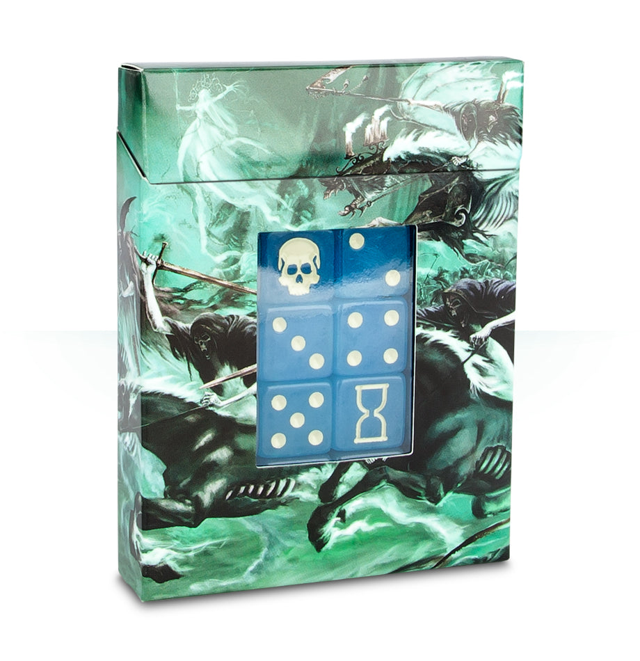 Nighthaunt Dice Set (Out of Print) | Mythicos
