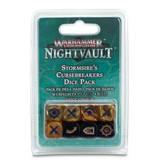 Warhammer Nightvault Dice Pack | Mythicos