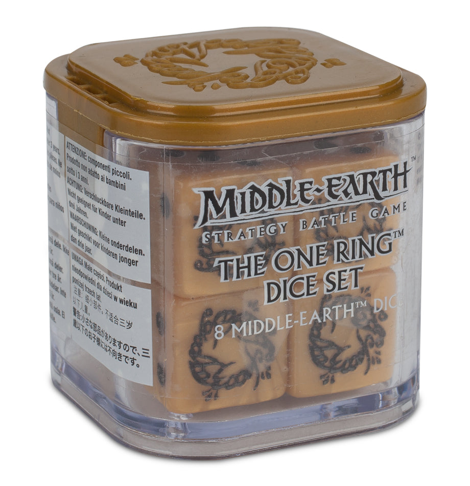 The One Ring Dice Set | Mythicos
