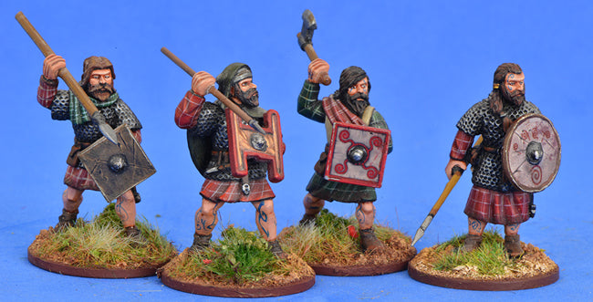 AAP02 Pict Nobles (Hearthguard) (1 point) (4) | Mythicos