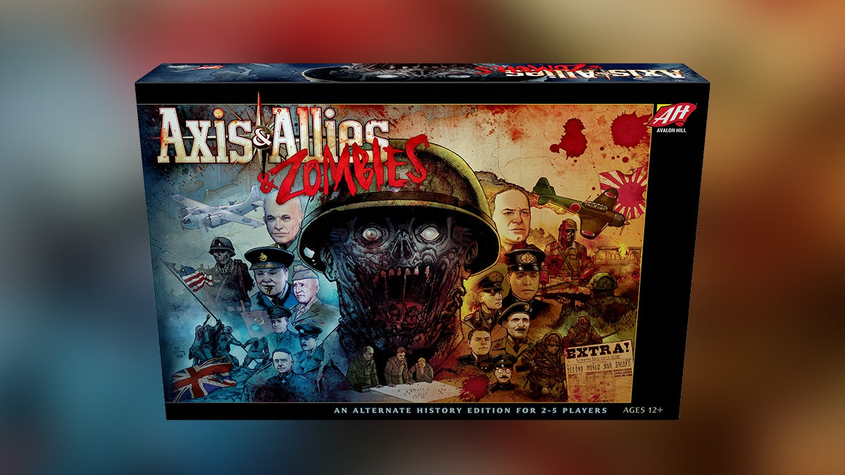 Axis & Allies & Zombies | Mythicos