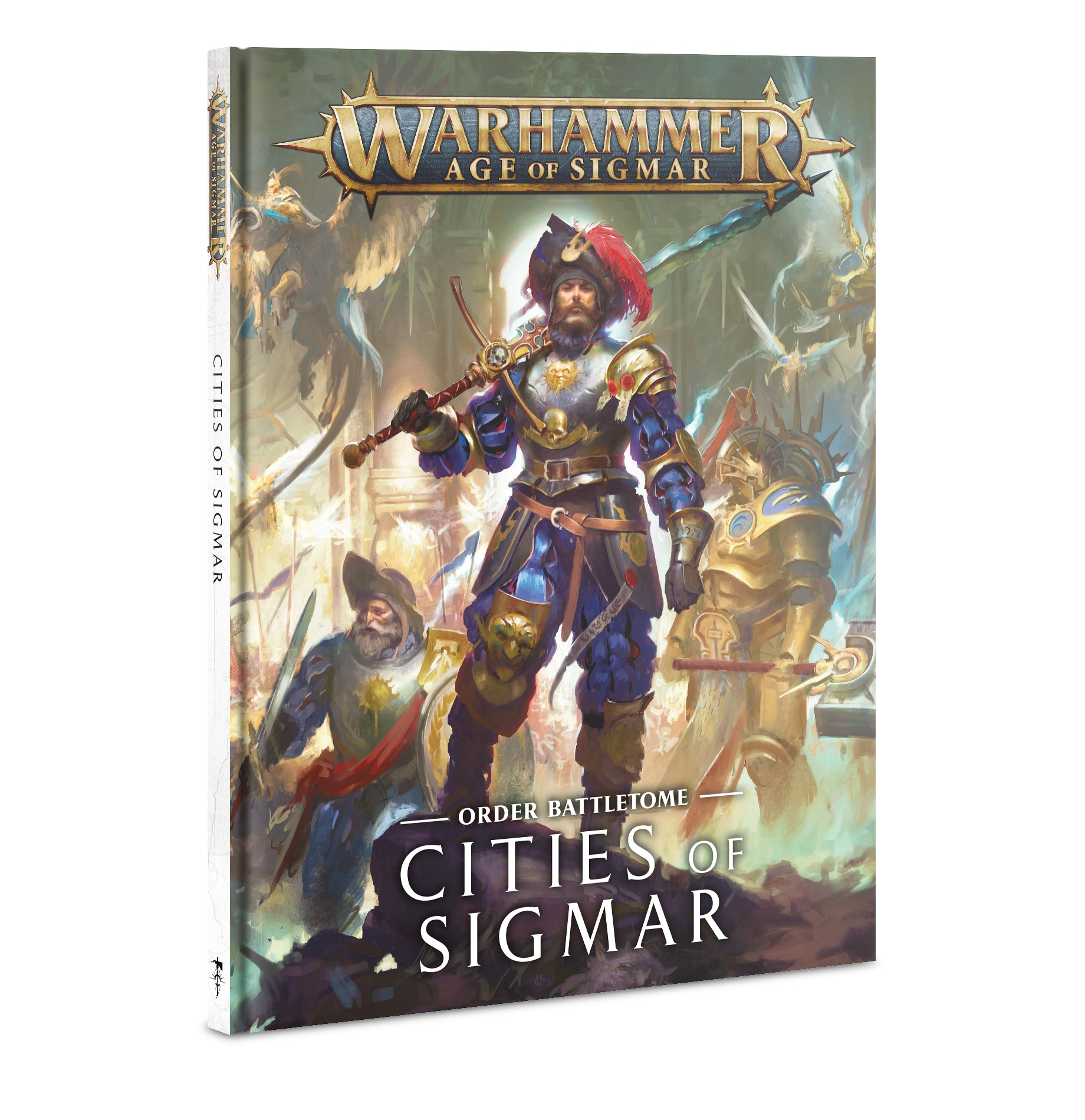 Battletome: Cities of Sigmar | Mythicos