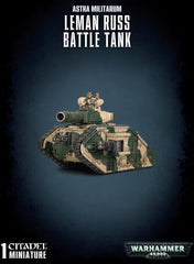 Leman Russ Battle Tank | Mythicos