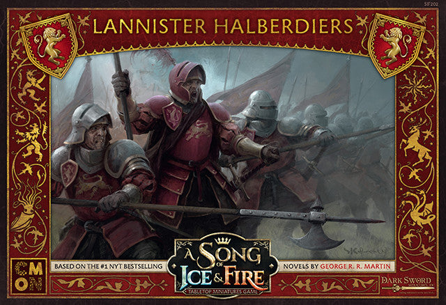 Lannister Halberdiers | Mythicos